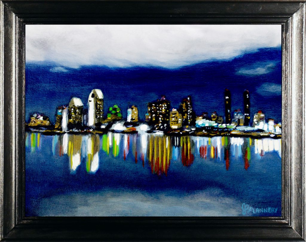 sandy-skyline-framed